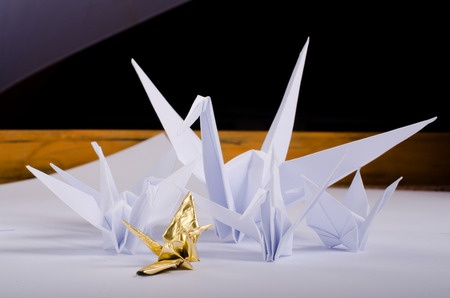 סרטוני הדרכה להכנת אוריגמי