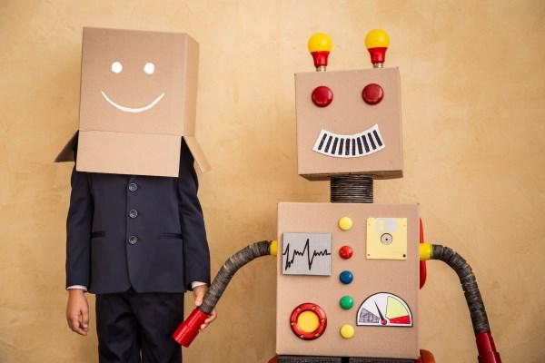 היי רובוט!
