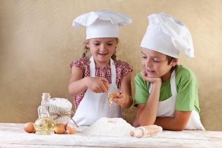 מבשלים עם ילדים - אתר מאקו